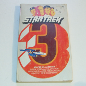 Star Trek Novel 3 James Blish 1969 Corgi Book @sold@
